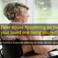 Orange County's foremost attorney on elder abuse- James R. Stout, Esq.